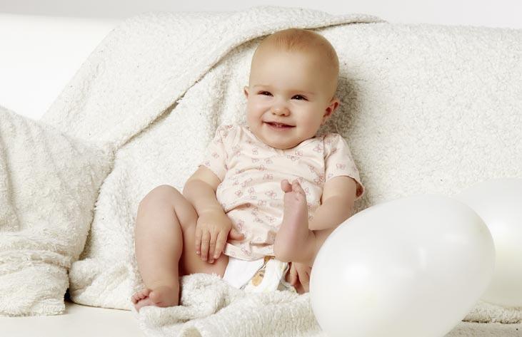 Babyportrait, Sophia