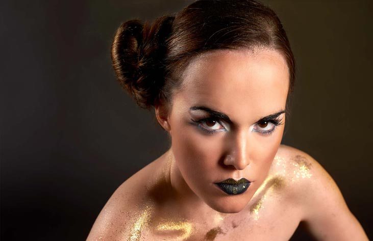 Beautyportrait, Rebekka