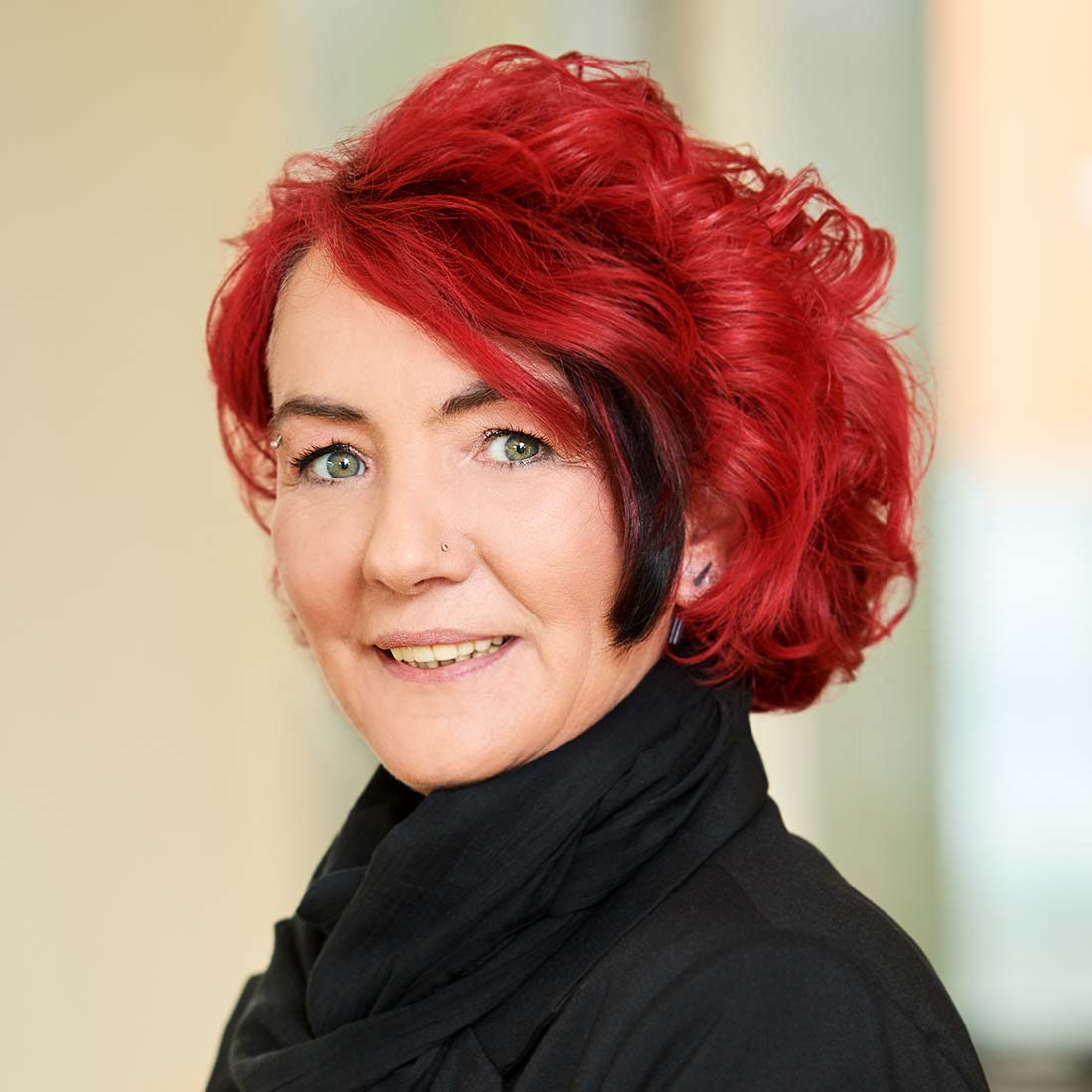 Corporate Portraitfoto für Friseur Klees in Meudt