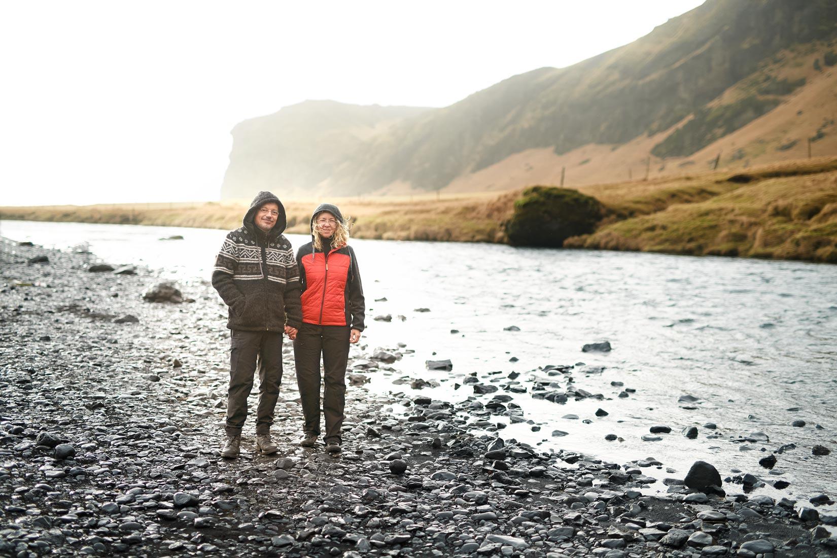 Hochzeitsfotografie auf Island