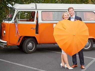 Hochzeitsfotos am ICE-Park Montabaur