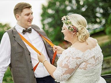 Hochzeitsfotos in Neuwied