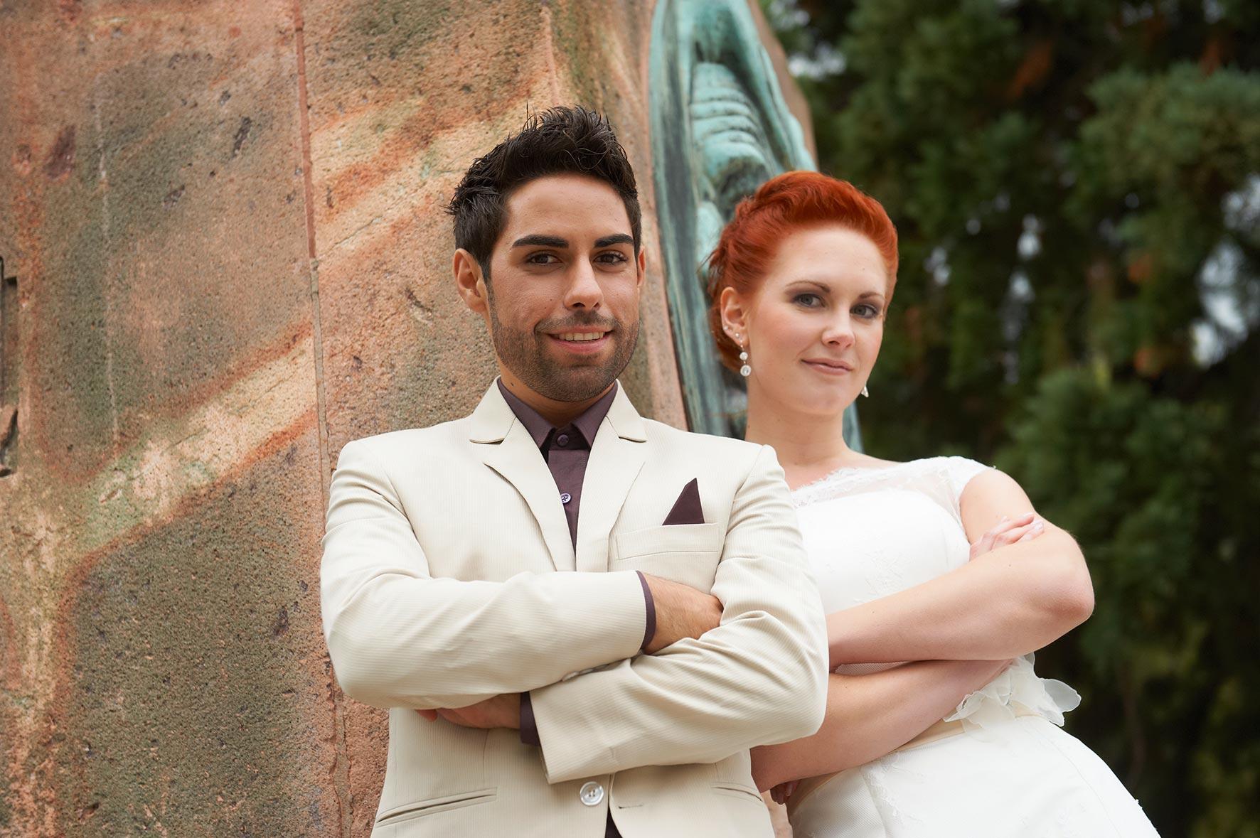 Hochzeitsfotos in Enspel bei Hachenburg