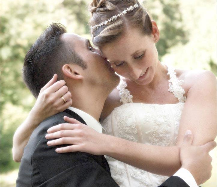 Hochzeitsfoto Lovers