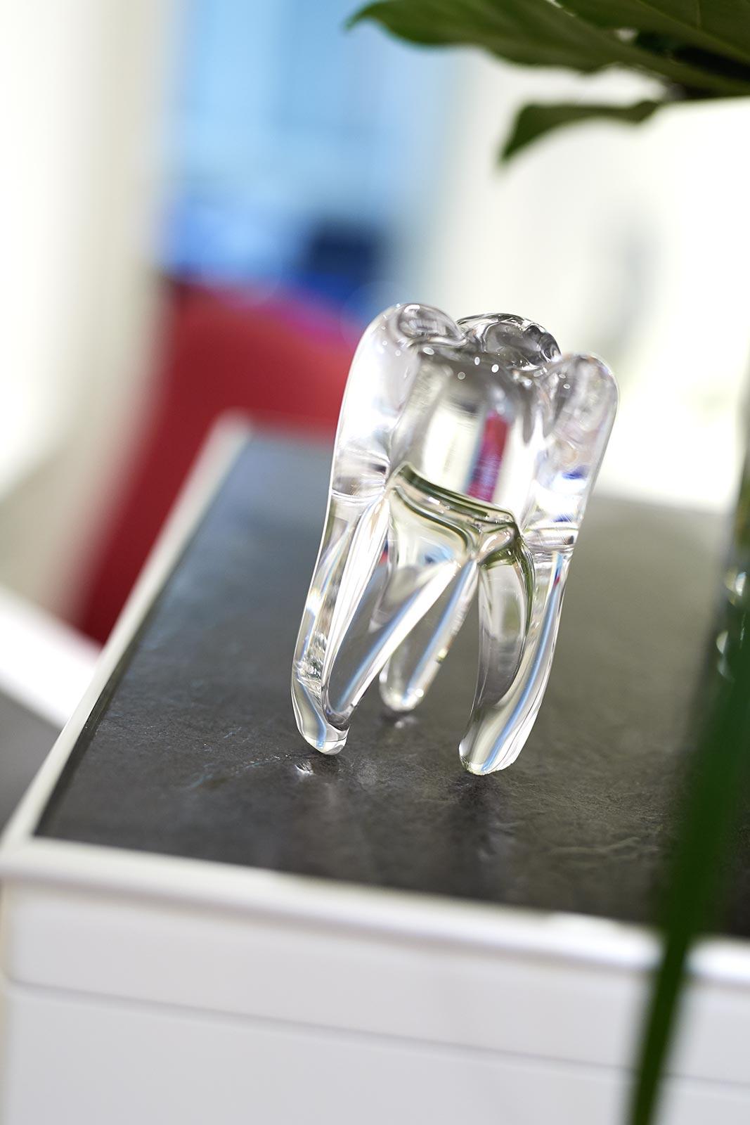 Stilleben in Zahnarztpraxis in Limburg